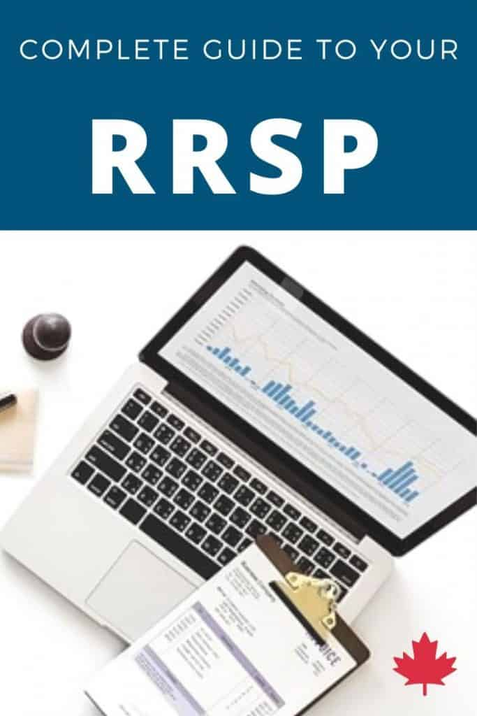 Complete guide to your RRSP.  Learn all about the contributions, withdrawals RRSP benefits.  It is never too early to start investing in your RRSP.  Think about contributing  now to get the maximum RRSP benefit. #RRSP #RRSPCanada #Canada #savingsplan #handfulofthoughts