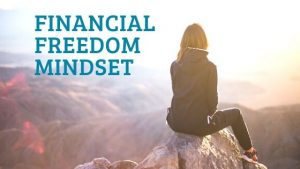 Financial Freedom Mindset - shift your mindset, change your life. Why you don't have to wait until retirement or financial independence to live your ideal day. #financialindependence #financialfreedom #mindset #handfulofthoughts