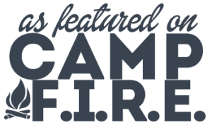 As featured on Camp FIRE Finance