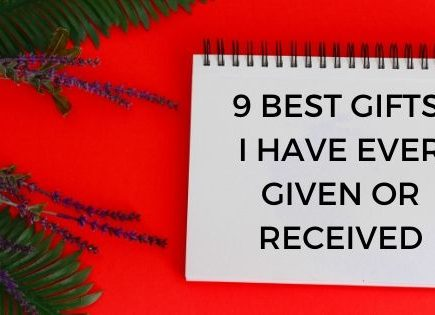 This list is full of the best gifts to give and receive. I found so many unique gift ideas for everyone on my list. Send this to anyone you know who is looking for that perfect gift for someone #bestgifts #giftideas #uniquegifts #handfulofthoughts