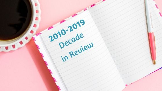 When you sit back and reflect on the past decade, it can be astounding to see the result of slow and steady progress. The power of steady progress can be life changing. Read more to see how my life has changed over the past decade. #handfulofthoughts #decadeinreview #steadyprogress #lifechanging