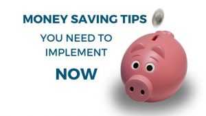 11 money saving tips you need to implement now. Find out how these 11 easy to implement money tips can save you thousands of dollars. Not only will these tips help you save money, they will help you find free money. #handfulofthoughts #moneysavingtips #moneysavingideas #freemoney