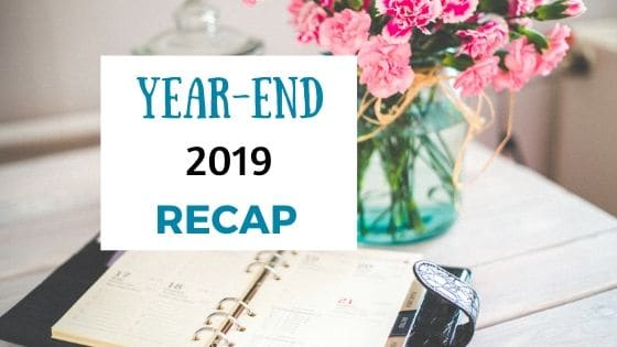 The next year holds so much promise. But before looking ahead too much I wanted to take some time to reflect on the past year with this 2019 recap. #handfulofthoughts #yearend #2019 #yearendreflection