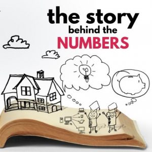 The story behind the numbers - open book story on mortgage transparency