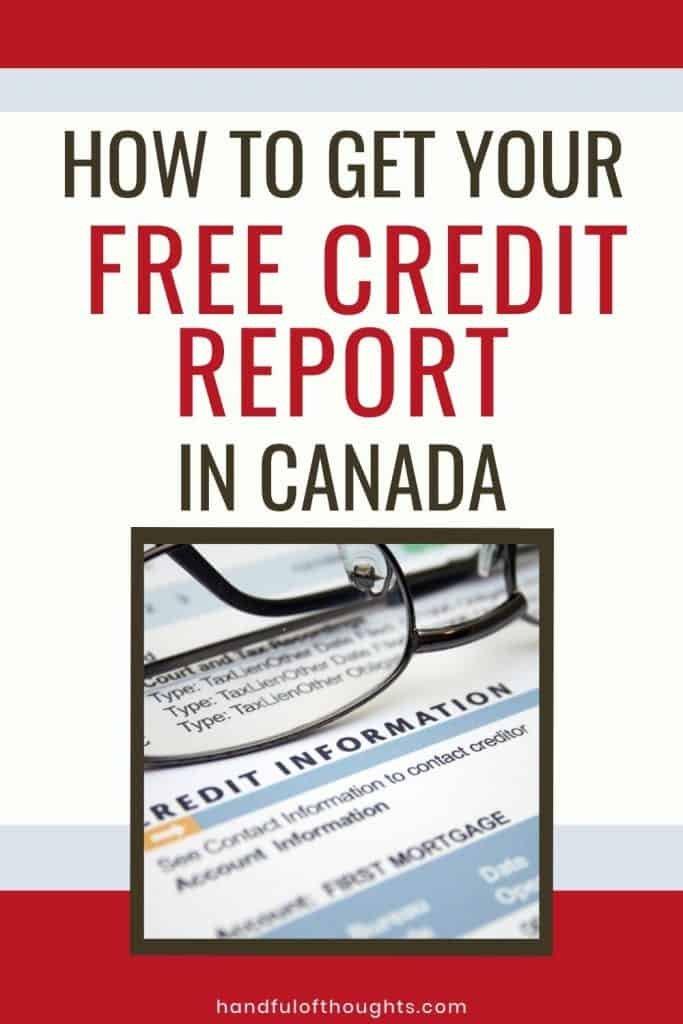How to get your free credit report in Canada