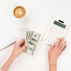 How to feel in control of your money - 5 easy steps