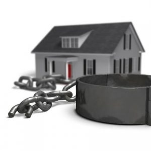 Home with broken handcuffs - how being mortgage free changed my life